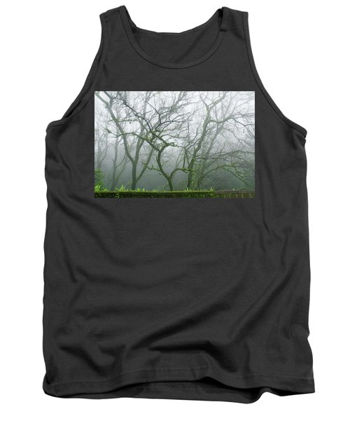 Skn 3720 Monsoon Landscape Tank Top
