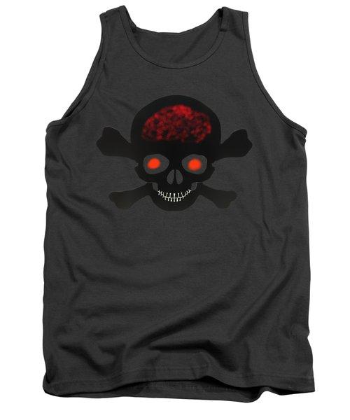Skull And Bones Tank Top