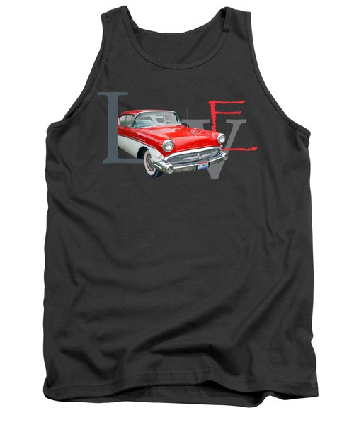Love Tank Top by Laur Iduc