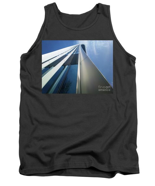 Sky Garden - London Tank Top by Hanza Turgul