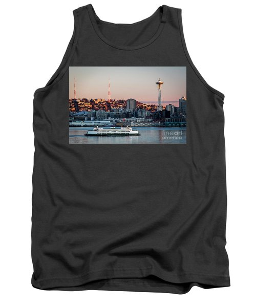 Space Needle.seattle,washington Tank Top