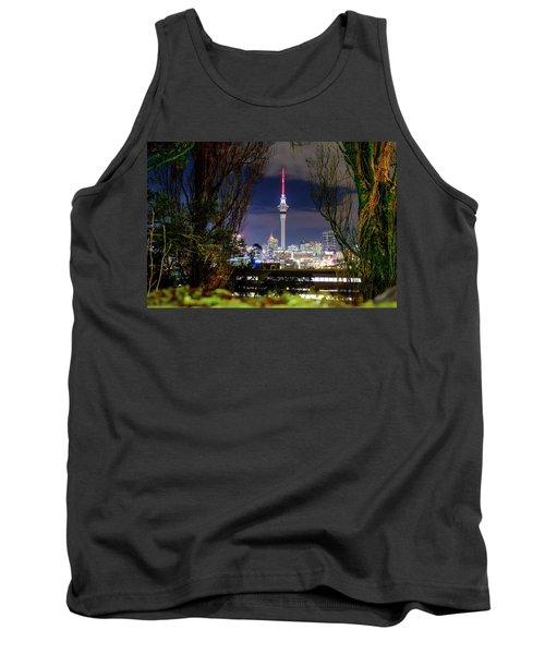 Sky Tower Tank Top