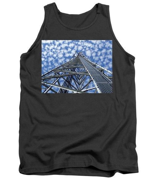 Sky Tower Tank Top by Robert Geary
