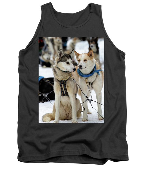 Sled Dogs Tank Top