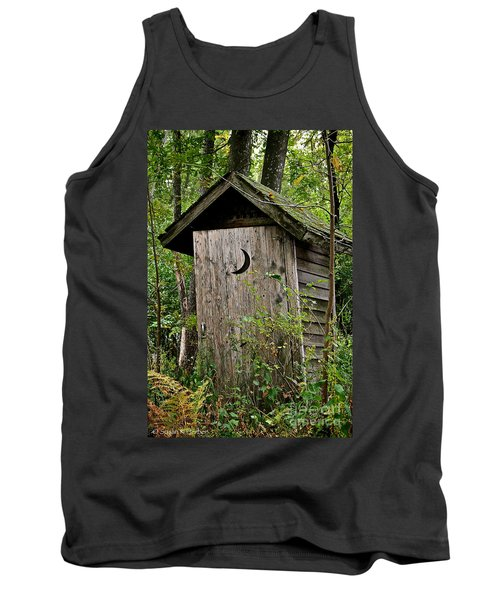 Sliding Downhill Tank Top