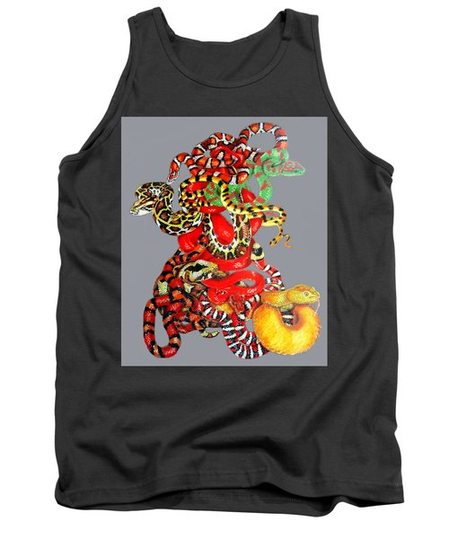 Slither Tank Top