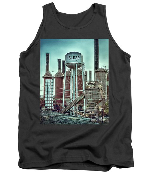 Sloss Furnaces Tower 3 Tank Top