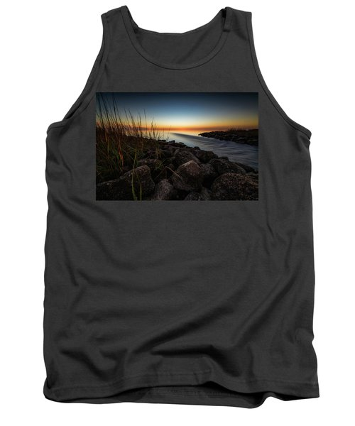 Slow Motion Runoff Tank Top