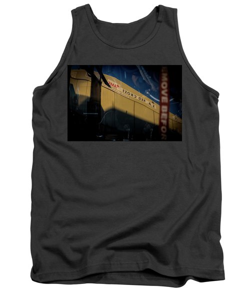 Tank Top featuring the photograph Sma Ssorc Der As by Paul Job