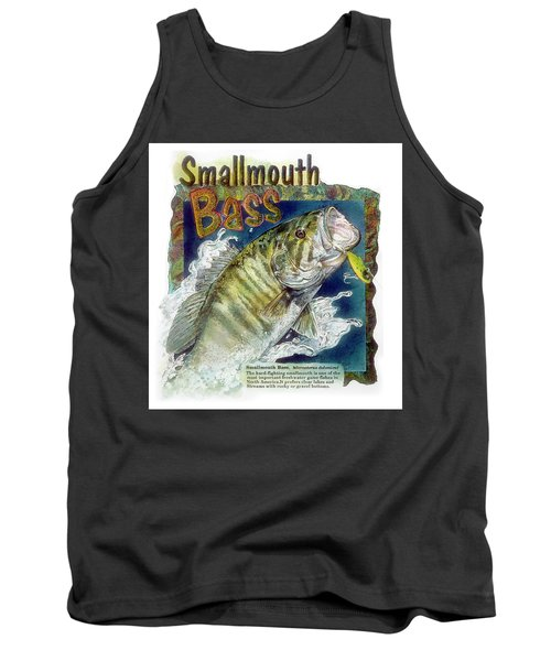 Smallmouth Bass Tank Top