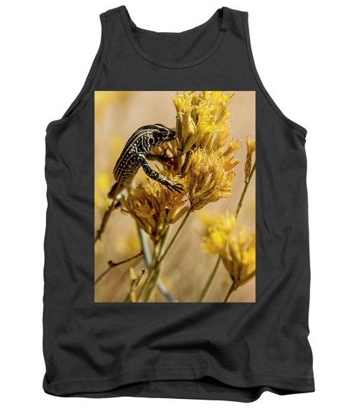 Smells Like Something Delicious Tank Top