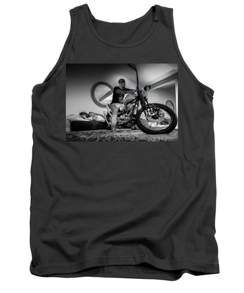Smile Of Approval- Tank Top