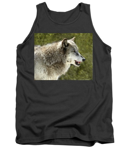 Smiling Wolf Tank Top