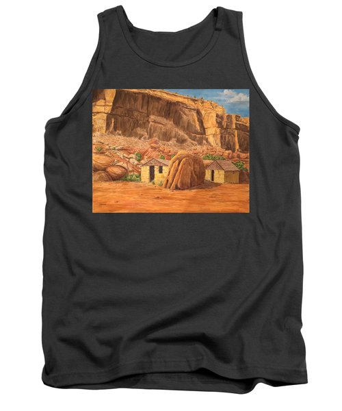Smiths Cabin  Tank Top