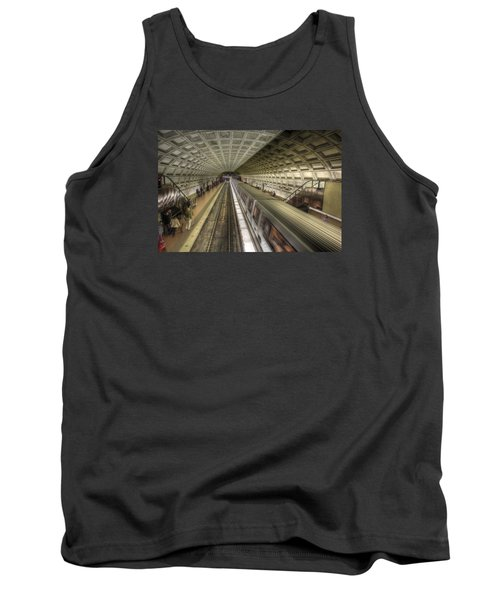 Smithsonian Metro Station Tank Top