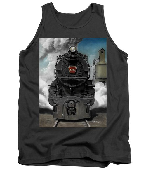 Smoke And Steam Tank Top