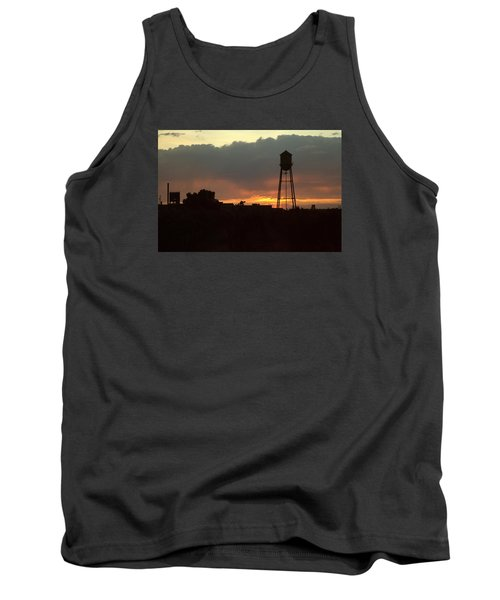 Smoke Filled Tank Top