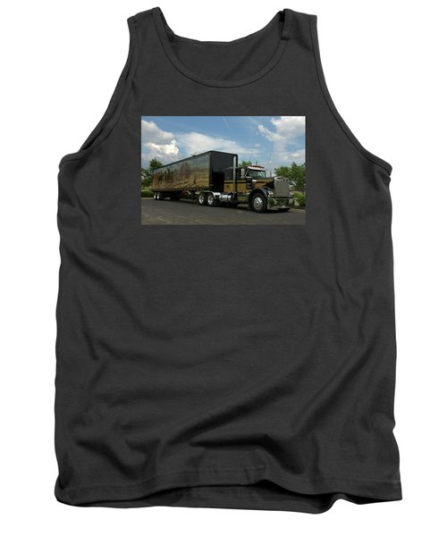 Smokey And The Bandit Tribute Vehicles Tank Top by Tim McCullough