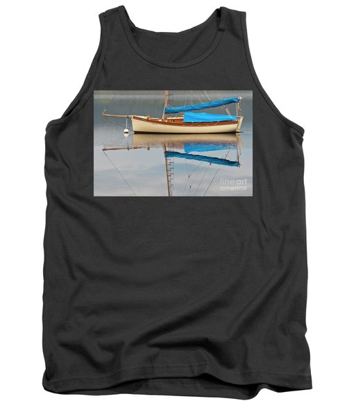 Tank Top featuring the photograph Smooth Sailing by Werner Padarin