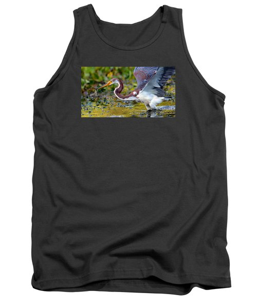 Snack - Signed Tank Top