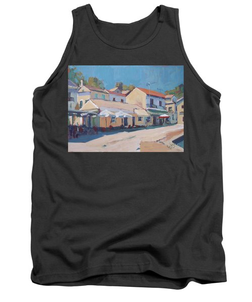 Snackbar Europe Loggos Tank Top