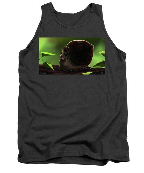 Snail Tank Top