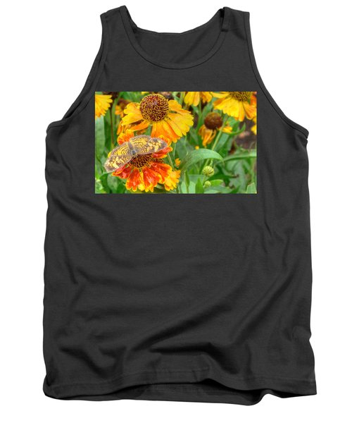 Sneezeweed Tank Top by Shelley Neff