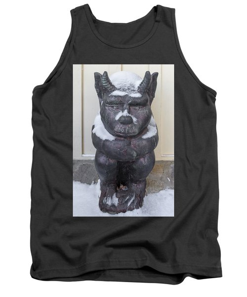 Snow Covered Chimera Tank Top