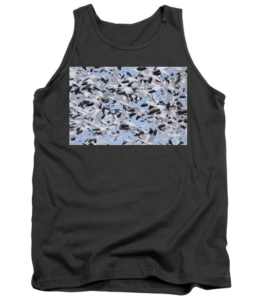 Snow Geese Tank Top
