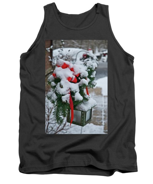 Snow Latern Tank Top