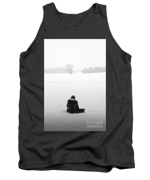 Snow Wonder Tank Top by Brian Jones
