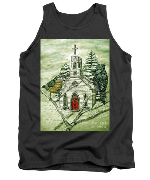 Snowbirds Visit St. Paul Tank Top