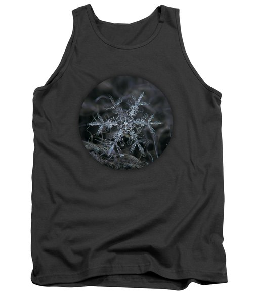 Snowflake 2 Of 19 March 2013 Tank Top by Alexey Kljatov