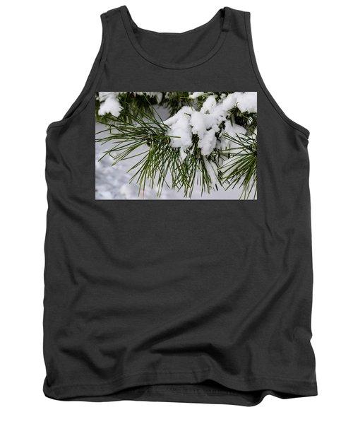 Snowy Branch Tank Top