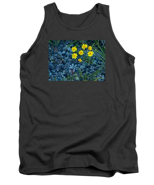 Tank Top featuring the photograph Snowy Goldeneye-#3094 by J L Woody Wooden