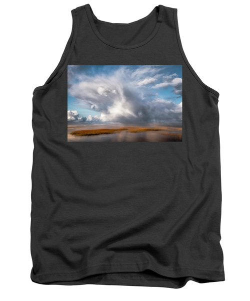 Soaring Clouds Tank Top