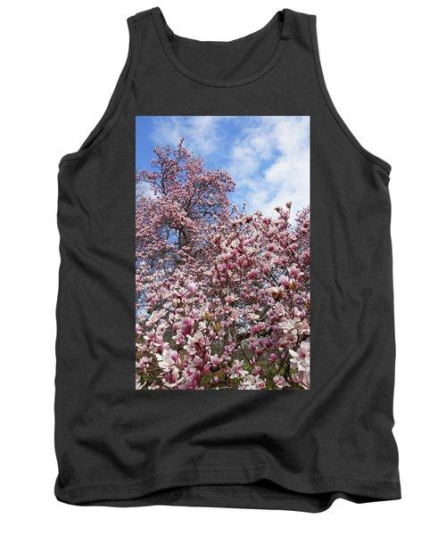 Soaring Magnolia Tank Top