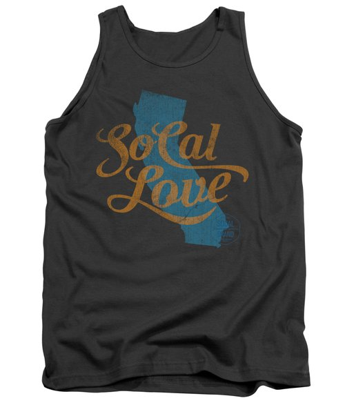 Socal Love Tank Top by Jason Richard