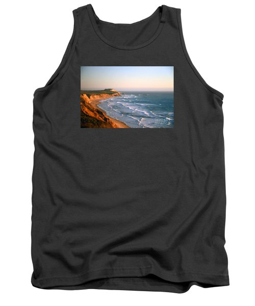 Socal Sunset Ocean Front Tank Top by Clayton Bruster