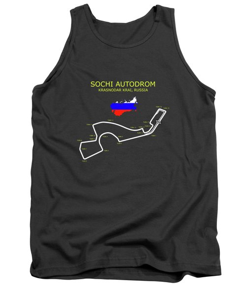 Sochi Autodrom Tank Top