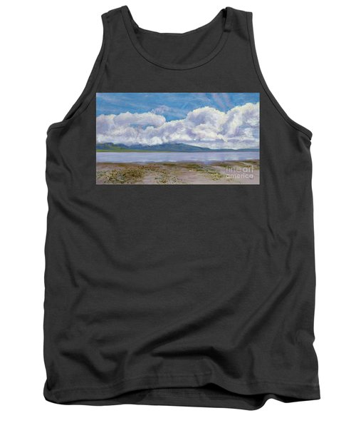 Soda Lake After The Storm Tank Top