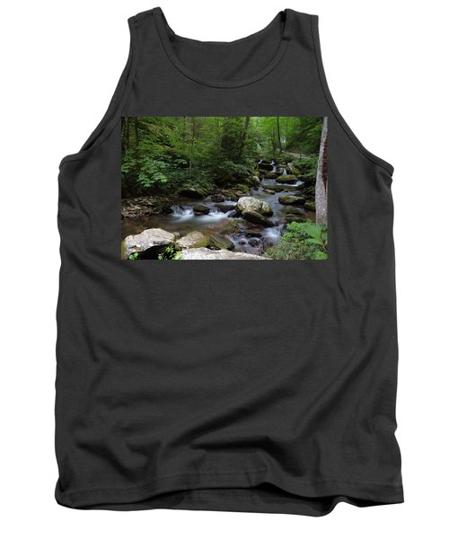 Soft Georgia Stream Tank Top