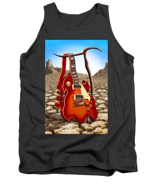 Soft Guitar Tank Top