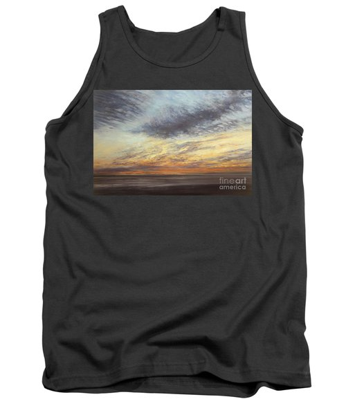 Softly, As I Leave You Tank Top by Valerie Travers