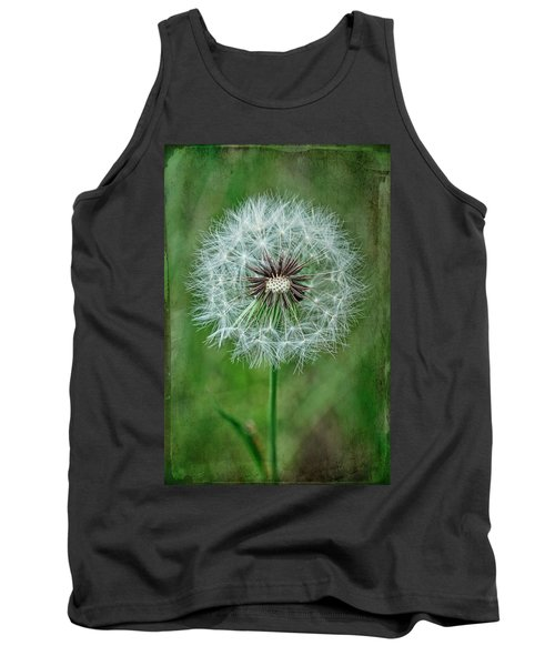 Tank Top featuring the photograph Softly Sitting by Jan Amiss Photography