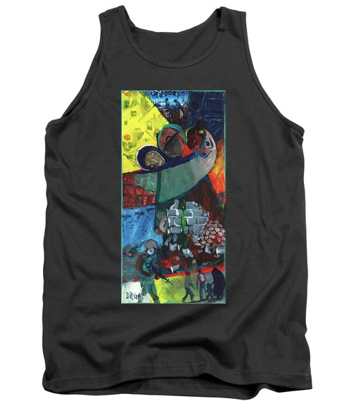 Soldier Family Sacrifice Tank Top