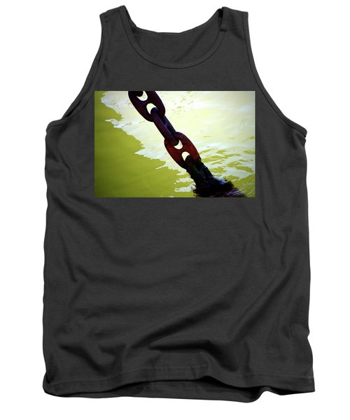 Solid 2 Tank Top by Newel Hunter