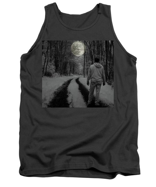 Soliloquy Tank Top