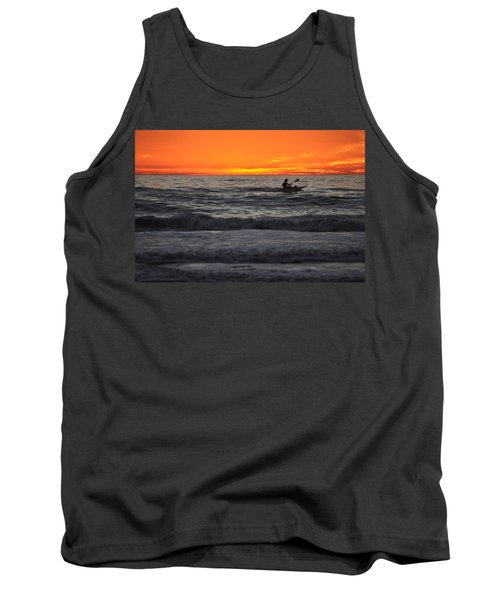 Solitude But Not Alone Tank Top