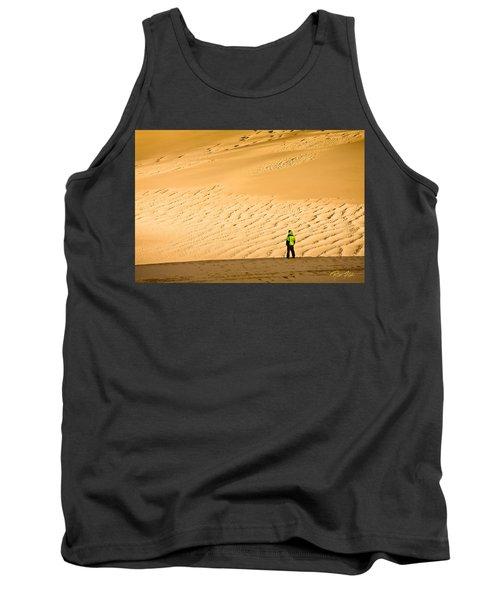 Solitude In The Dunes Tank Top